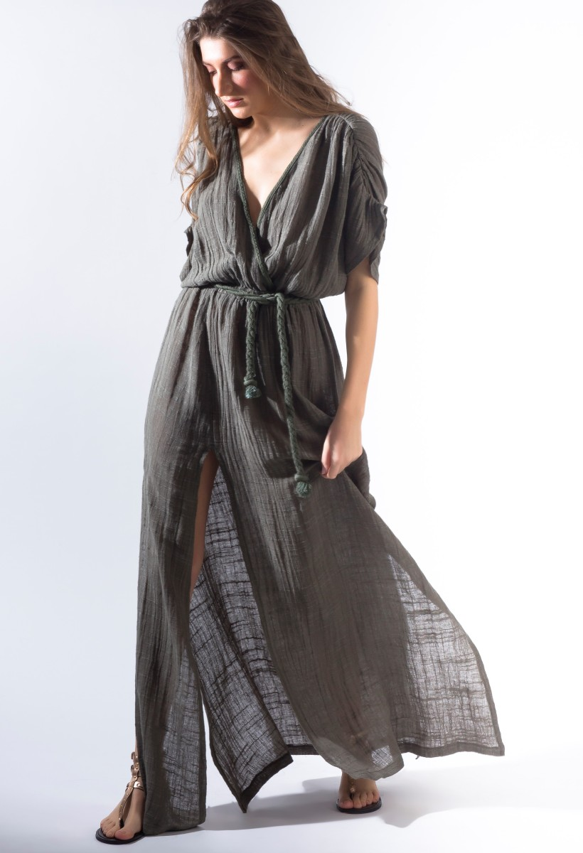 THE EVIPPE DRESS